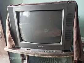 Plasma TV  @ 3000 good condition 17 inches.