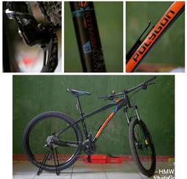 Polygon Xtrada 5 Full Upgrade Deore XT