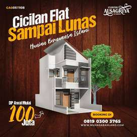 Perumahan Syariah Rumah Eksklusif Tanpa Riba di Cimahi(21/6/15/0445/15