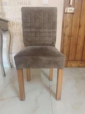 Pure sheesham wooden chairs