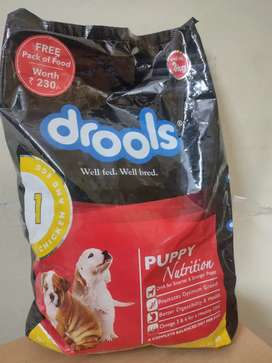 Drools puppy chicken and egg 3kg
