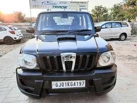 Mahindra Scorpio 2006-2009 VLX 2WD BSIII, 2011, Diesel