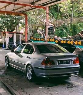 BMW 323i 2000 Silver Mulus