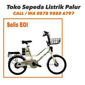 Selis EOI Sepeda Listrik
