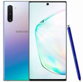 Note 10+ argent sell money problem