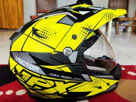 Helm Jpx supermoto