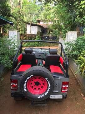 Mahindra Thar CRDe 4x4 Non AC, 1987, Diesel