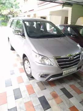 Innova v, type 4 good condition smooth running vehicle