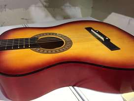 Guitar With pic