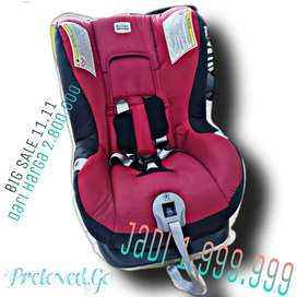 Barang Baguss !!!Carseat Britrax Mothercare (Never Been Use)