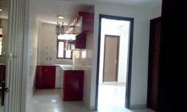 2bhk floor with car parking.
