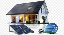 Home Electricity Power Generation. 2.4 KW Solar Home System Price