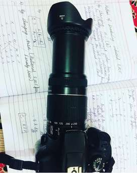 Dslr camera available for sell