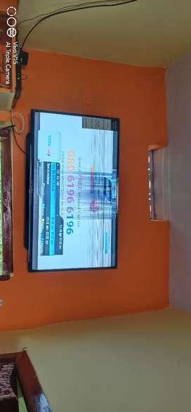 LG 43 inch , 4k  UHD  35w smart tv