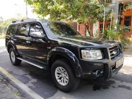 Ford Everest Tdci AT th 2008 Limitied istimewa