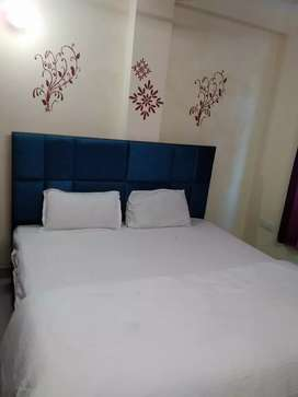 Furnished room in Crossing Republic Ghaziabad.