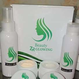 Glowing cream ZR