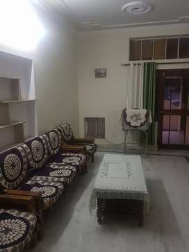 Vaishali Furnished 2 Bhk for Service Class Family/Males