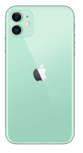 Iphone 11 green color 128gb 2 month old