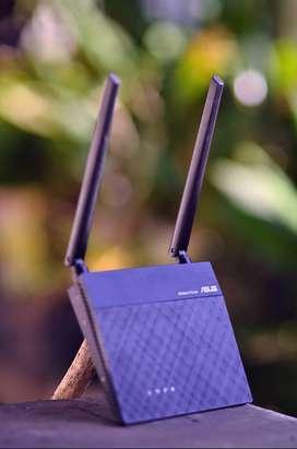 asus router n12+ tembak wifi