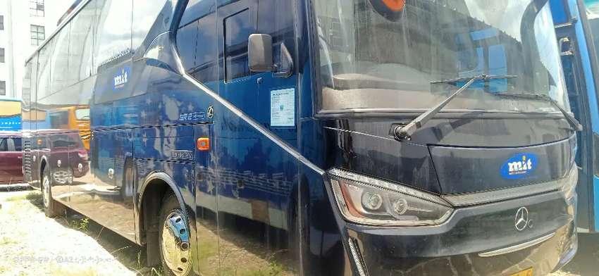 Bus pariwisata mercy 1626OH th 2018 masih baru