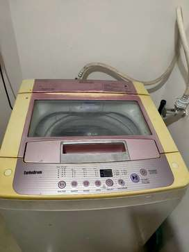 LG FULLY AUTOMATIC EXCELLENT CONDITION