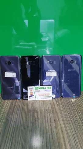 S8 plus doted and clean dual sim mobile hub
