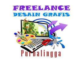 Lowongan Desain Grafis Khusus Freelance di Purbalingga