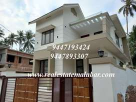 New houses near Vengeri