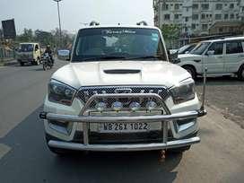 Mahindra Scorpio S4 Plus, 2016, Diesel