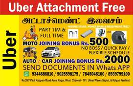 UBER MOTO Chennai - Wanted Bike Riders