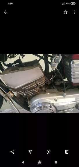 Rx 100 Rx 135 all parts