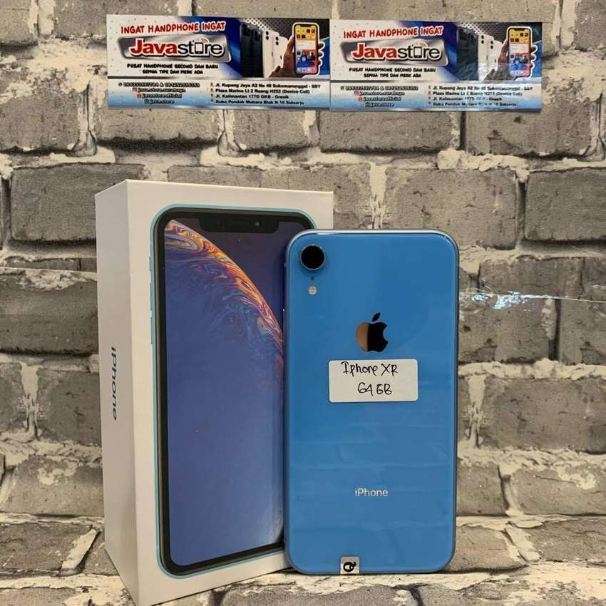 Iphone XR 64Gb fullset no hf