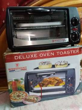 Deluxe oven Toaster