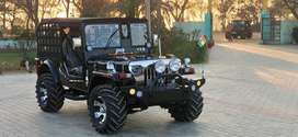 Harsh Jain motor_All type of Open  Jeeps delivered all india