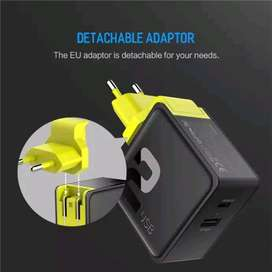 Adaptor Charger Rock Sugar Power Delivery