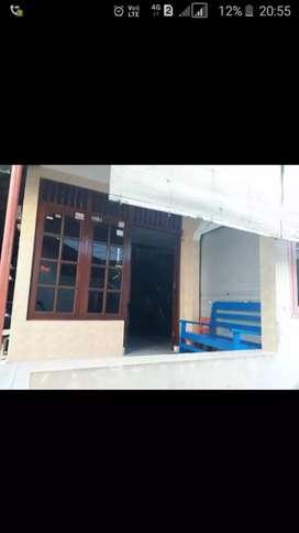 Dijual rumah di Kampung Sewu Solo