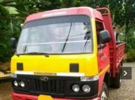 Daily rent mahindra nissan six wheel vehicle with driver