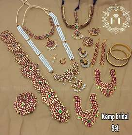 Bharatham Chain set