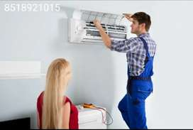 AC servicing best in Indore only e 250 rupees call85189 me21015 now