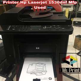 Printer Hp Laserjet 1536dnf Mfp