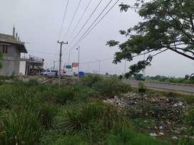 Dijual Tanah depan TOL Palindra Palembang
