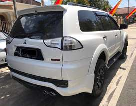 Pajero exceed 2009 automatic