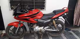 Good condition, singal handed bike