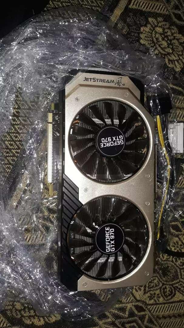 Vga gtx 970 4GB Jet Stream