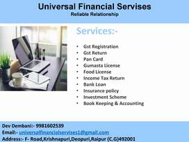 Universal Financial Servises