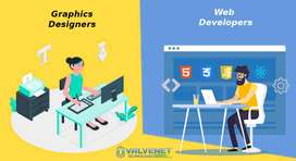 Web Developers & Graphics Designers