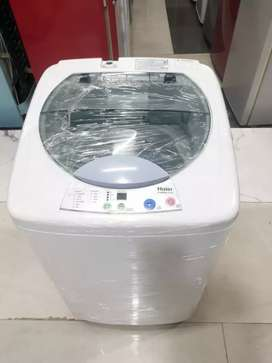 Latest model Haier Topload fully automatic washing machine