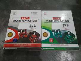 JEE Mains Physics, Chemistry & Maths Books !!!