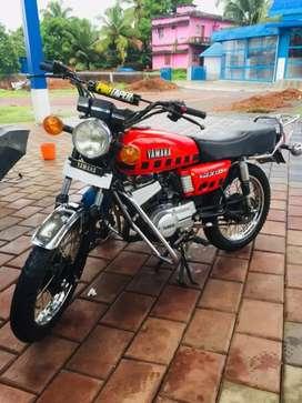 Yamaha RX 135 Ported